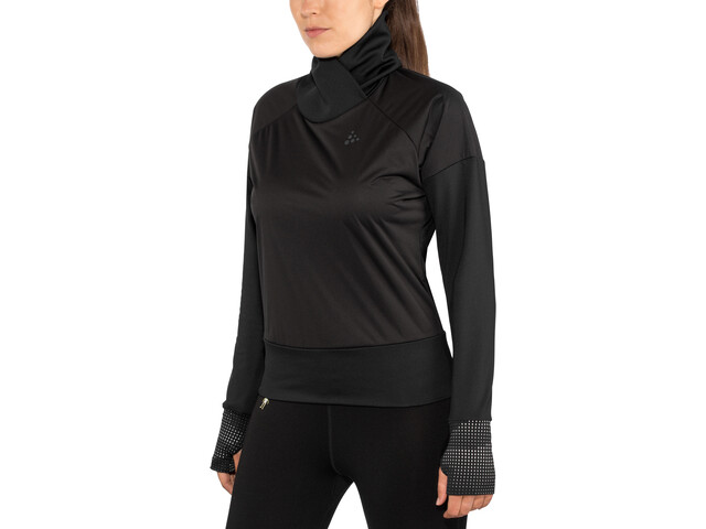 Craft Nordic Light LS Jersey Damen black